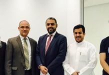 Zain KSA and Openwave Mobility team