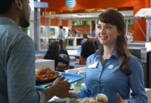 AT&T campaign
