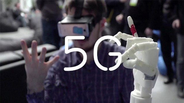 Ericsson 5G for telecoms