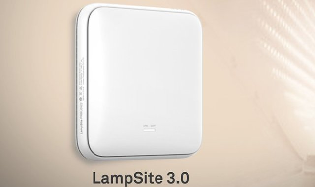Huawei LampSite small cell for TELUS