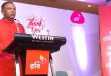 ROBI CEO Mahtab Uddin Ahmed