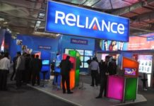 Reliance Communications store