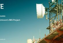 ZTE and China Unicom IMS project