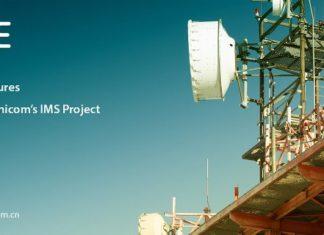 ZTE and China Unicom IMS project