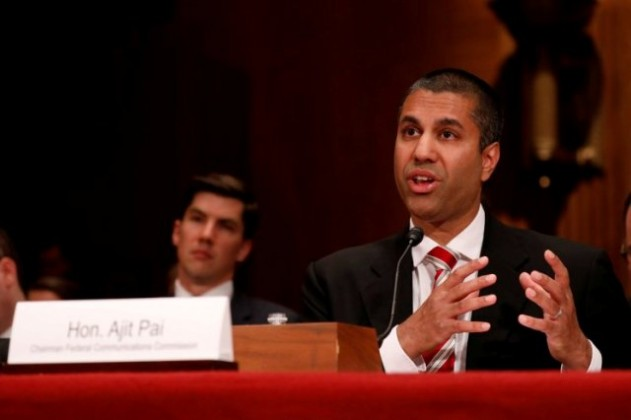 Ajit Pai on net neutrality