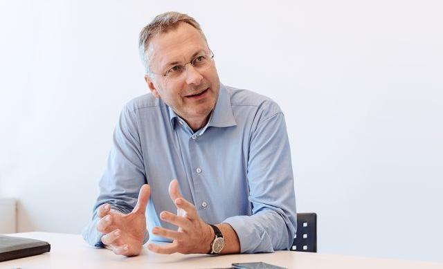 Marcel Walker, Head of Network and Cloud, Swisscom