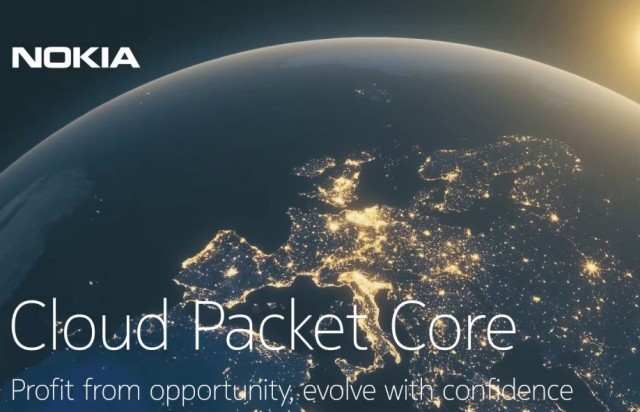 Nokia Cloud Packet Core