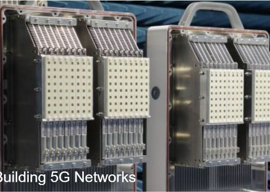 Verizon 5G network by Ericsson