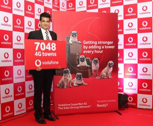 Vodafone 4G Maharashtra