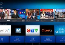 Bell Canada Fibe TV