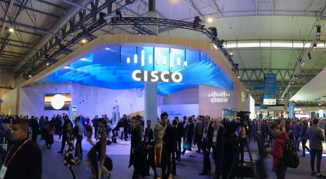 Cisco at MWC 2018