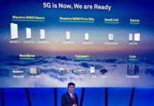 Huawei 5G Product Line head Yang Chaobin