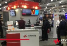 Keysight 5G and IoT testing