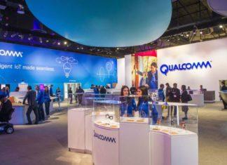 Qualcomm for mobile chips