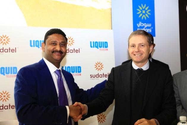 Sudatel and Liquid Telecom