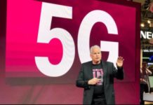 T-Mobile 5G network with Nokia and Ericsson