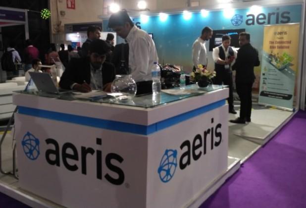 Aeris at Convergence India 2018