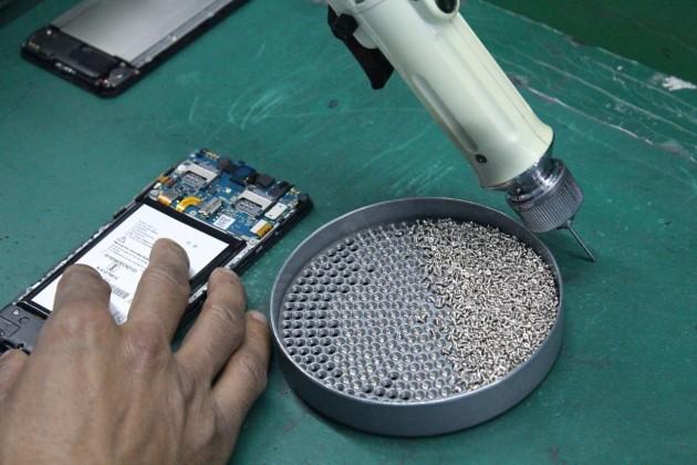 COMIO manufacturing plant India
