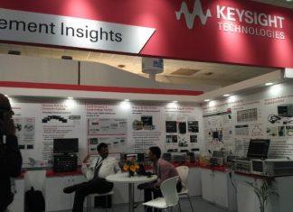 Keysight at Convergence India 2018