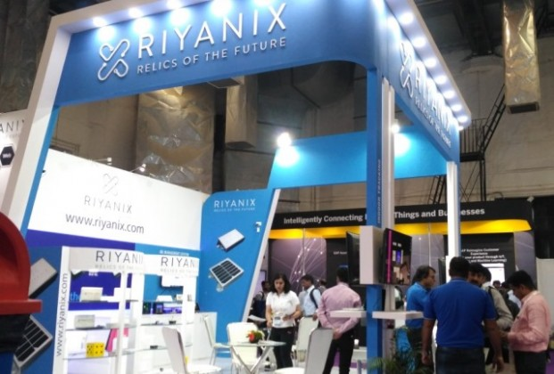 Riyanix at Convergence India 2018