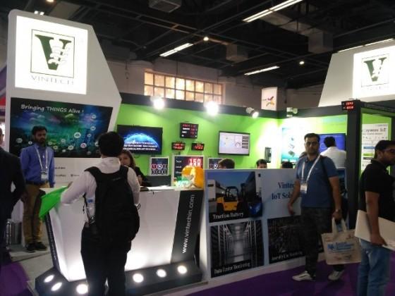VinTech at Convergence India 2018