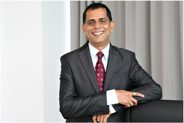 Vodafone India CEO Balesh Sharma