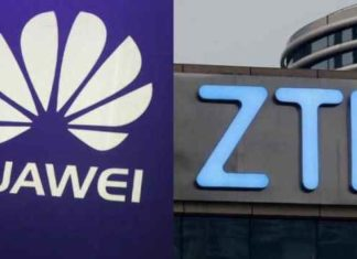 Huawei and ZTE