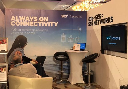 SES Networks connectivity