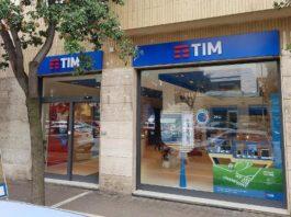 TIM shop Italy