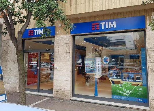 TIM shop Italy