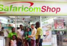 Safaricom in Kenya