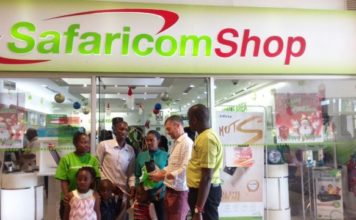 Safaricom in Kenya