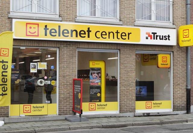 Telenet WiFi Business