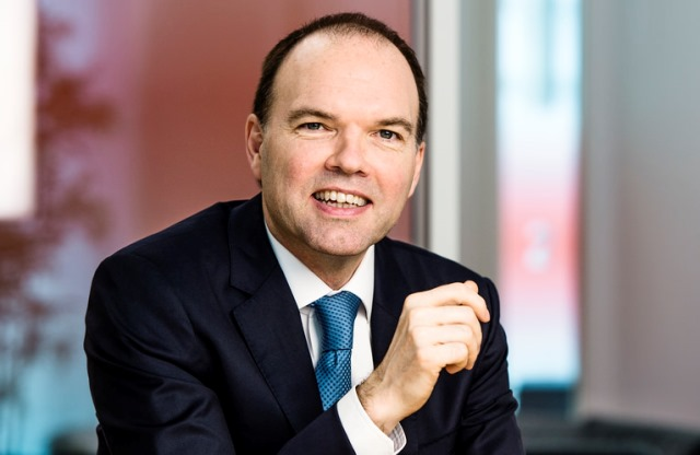 Vodafone Group CEO Nick Read