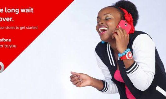Vodafone Uganda