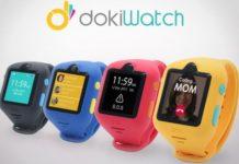 Doki Technologiessmartwatch