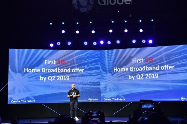 Globe Telecom 5G broadband