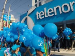 Telenor grows in Asia