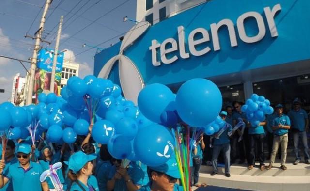 Telenor grows in Asia