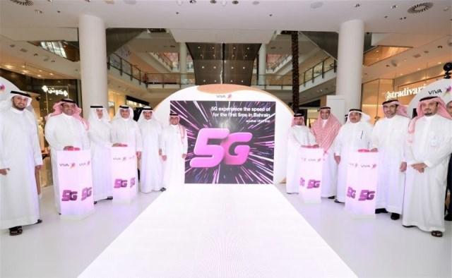 STC's Viva Bahrain launches 5G | TelecomLead
