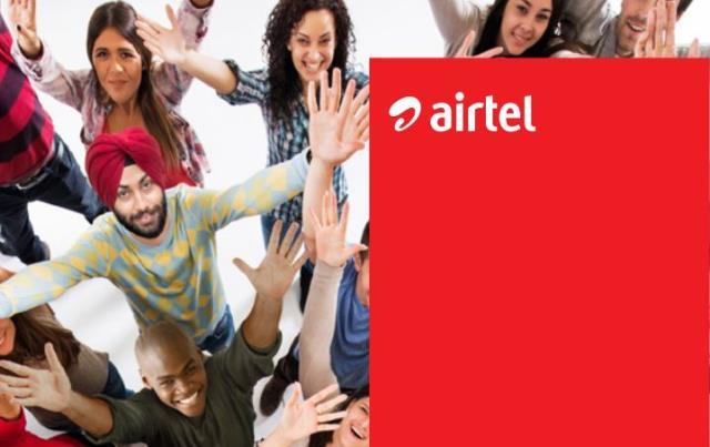 Airtel annual report 2017-18