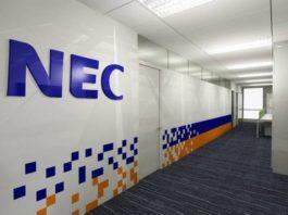NEC submarine cable