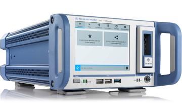 R&S IQW wideband IQ data recorder