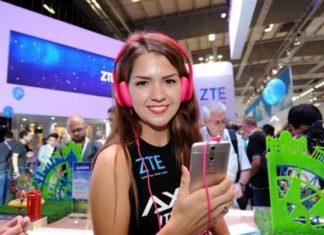 ZTE China smartphone