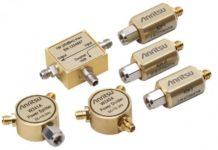 Anritsu W1 coaxial components