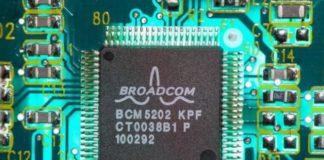 Broadcom chipset