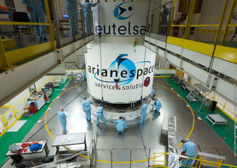 Eutelsat and Arianespace
