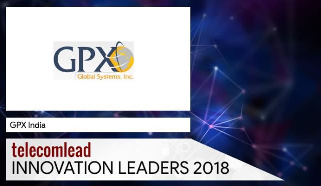 GPX India TelecomLead Innovation Leaders 2018 Award