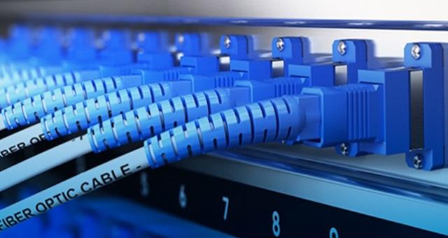 India fiber network