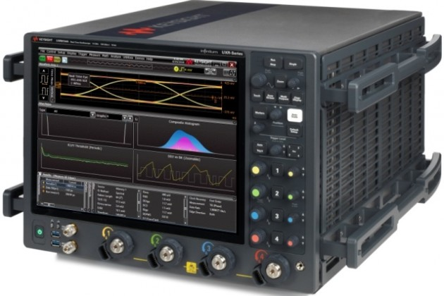 Keysight Infiniium UXR-Series Oscilloscopes